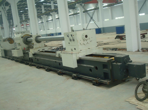 T2150 deep hole boring machine