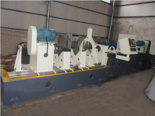 ZSK2103B Gun drilling machines