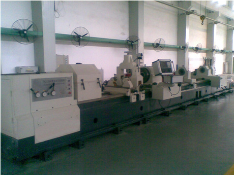 TK2125 deep hole drilling and boring machine